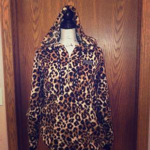RARE Victoria's Secret PINK cheeta